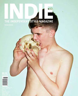 Cover of the Month – March- Indie Issue 25