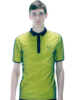 Raf Simons for Fred Perry SS10