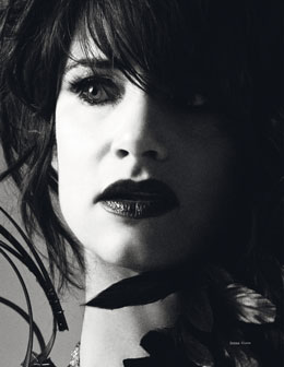 S. issue 10. Juliette Lewis photo: styling: Marina Toybina