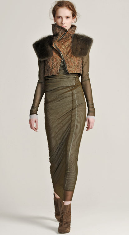 Jeremy Laing - AW10 collection