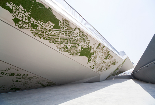 Troika - Green Map at the World Expo, Shanghai