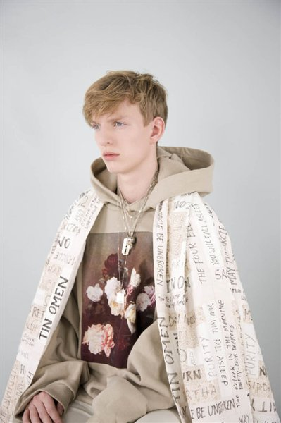 Raf's Army - Dazed & Confused. Photo: Pierre Debusschere. Styling: Robbie Spencer