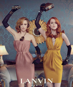Campaign of the Month – September – Lanvin