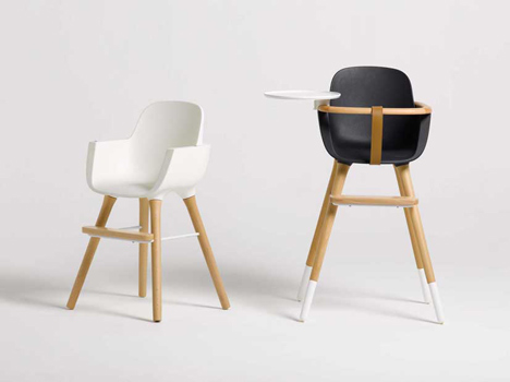 CuldeSac - the Ovo High Chair for Micuna